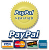 We're PayPal Verified! - Use PayPal or a credit/debit card for your First Aid and CPR certification cards!